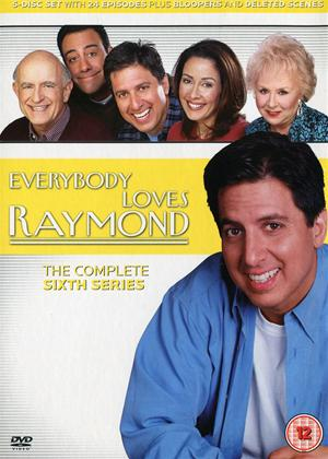Rent Everybody Loves Raymond: Series 6 Online DVD Rental