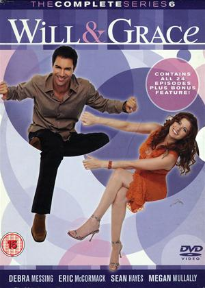 Rent Will and Grace: Series 6 Online DVD Rental