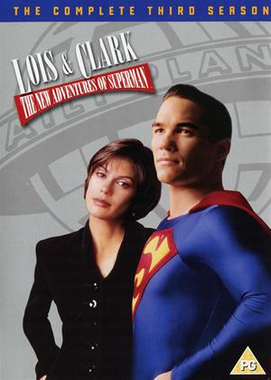 Rent Lois and Clark: Series 3 (aka Lois and Clark: The New Adventures of Superman) Online DVD Rental