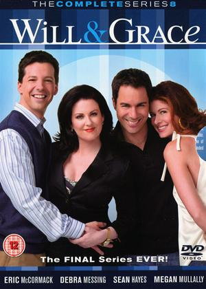 Rent Will and Grace: Series 8 Online DVD & Blu-ray Rental