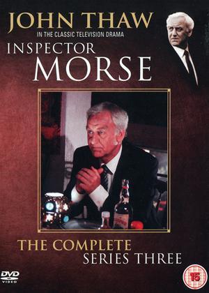Rent Inspector Morse: Series 3 Online DVD Rental