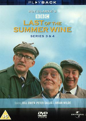 Rent Last of the Summer Wine: Series 3 and 4 Online DVD Rental
