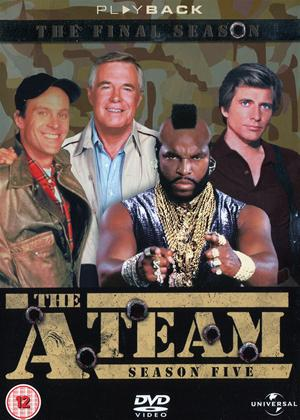 Rent The A-Team: Series 5 Online DVD Rental