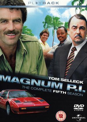 Rent Magnum P.I.: Series 5 Online DVD Rental