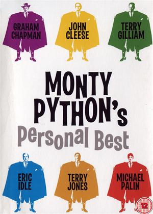 Rent Monty Python's Personal Bests Collection Online DVD Rental