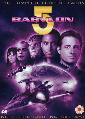 Rent Babylon 5: Series 4 Online DVD Rental