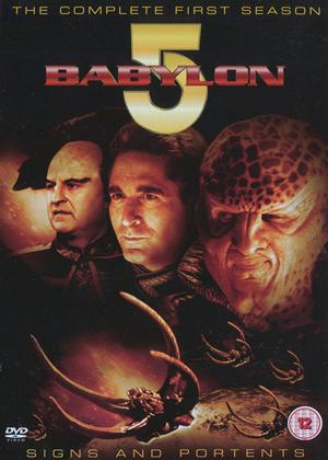Rent Babylon 5: Series 1 Online DVD Rental