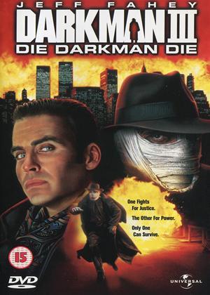 Rent Darkman 3: Die Darkman Die Online DVD Rental