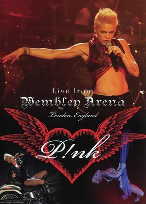 Rent Pink: Live from Wembley Arena Online DVD Rental