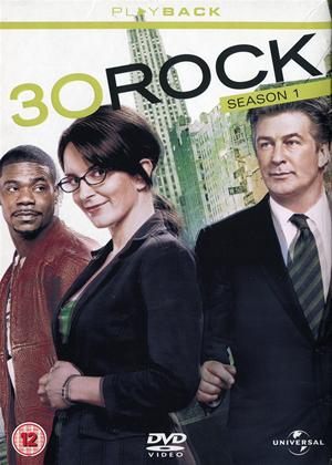 Rent 30 Rock: Series 1 Online DVD Rental
