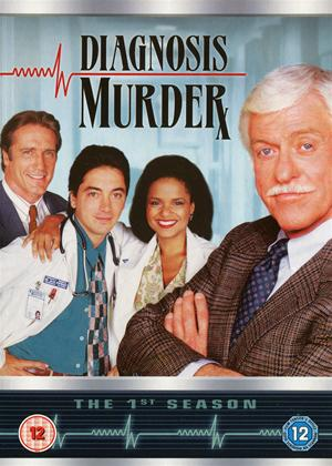 Rent Diagnosis Murder: Series 1 Online DVD & Blu-ray Rental