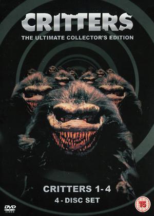 Rent Critters 4 Online DVD Rental