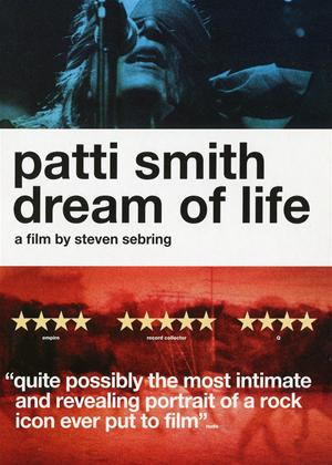 Rent Patti Smith: Dream of Life Online DVD Rental