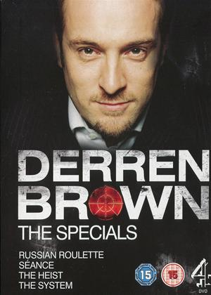 Rent Derren Brown: The Specials Online DVD & Blu-ray Rental