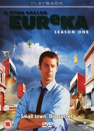 Rent A Town Called Eureka: Series 1 Online DVD Rental