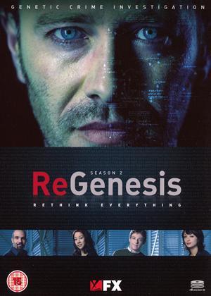 Rent ReGenesis: Series 2 Online DVD & Blu-ray Rental