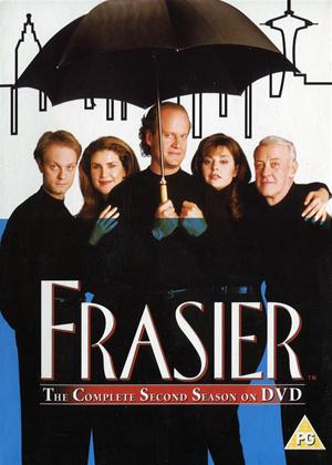 Rent Frasier: Series 2 Online DVD Rental