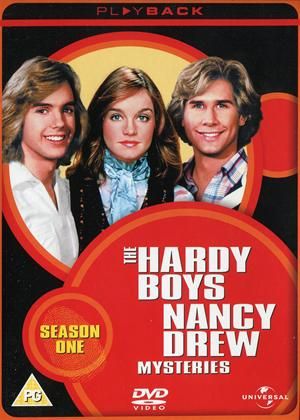 Rent Hardy Boys: Nancy Drew Mysteries: Series 1 Online DVD Rental