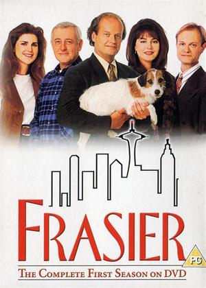 Rent Frasier: Series 1 Online DVD Rental