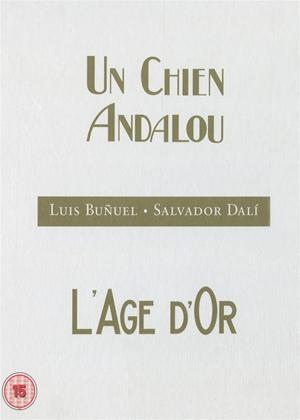 Rent Un Chien Andalou / L'Age D'Or (aka An Andalusian Dog) Online DVD Rental