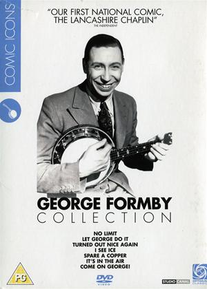 Rent George Formby Collection: Vol.1 Online DVD Rental