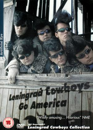 Rent Aki Kaurismaki Collection: Leningrad Cowboys Go America Online DVD Rental