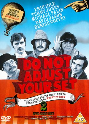 Do Not Adjust Your Set: Series 1 Online DVD Rental