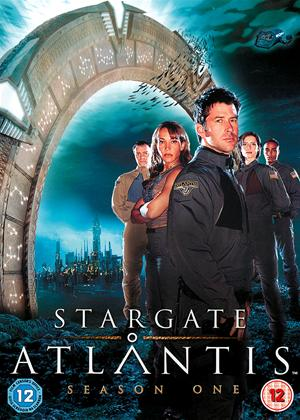 Rent Stargate Atlantis: Series 1 Online DVD Rental