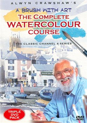 Rent A Brush with Art: The Complete Watercolour Course Online DVD Rental