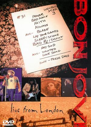 Rent Bon Jovi: Live from London Online DVD Rental
