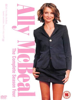 Rent Ally McBeal: Series 4 Online DVD Rental