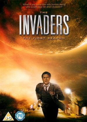 Rent Invaders: Series 1 Online DVD Rental