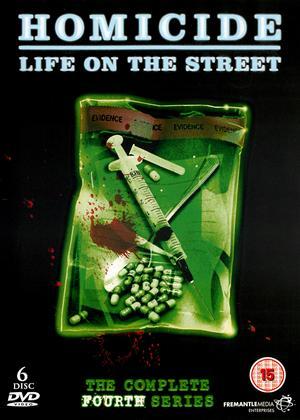 Rent Homicide: Life on the Street: Series 4 Online DVD Rental