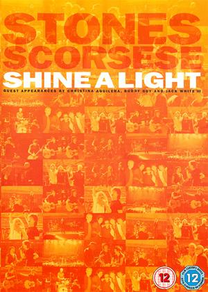 Rent Shine a Light Online DVD Rental