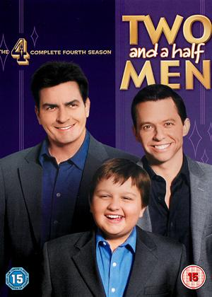 Rent Two and a Half Men: Series 4 Online DVD Rental
