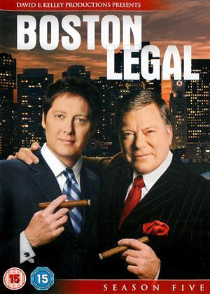 Rent Boston Legal: Series 5 Online DVD Rental