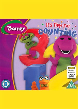 Rent Barney: It's Time for Counting Online DVD Rental