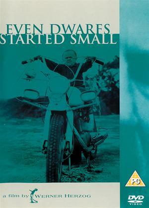 Rent Werner Herzog: Even Dwarfs Started Small (aka Auch Zwerge haben klein angefangen) Online DVD & Blu-ray Rental
