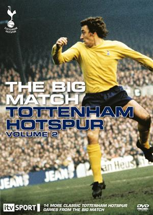 Rent Tottenham Hotspur: Big Match 2 Online DVD Rental