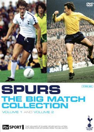 Rent Tottenham Hotspur: Big Match Collection Online DVD Rental