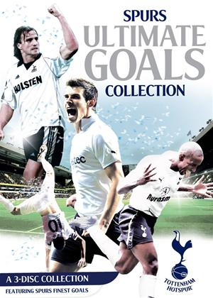 Rent Tottenham Hotspur: The Ultimate Goals Collection Online DVD Rental