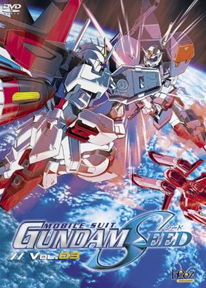 Rent Mobile Suit Gundam Seed: Vol.3 Online DVD Rental