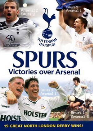 Rent Tottenham Hotspur: Victories Over Arsenal Online DVD Rental