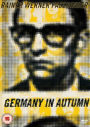 Rent Rainer Werner Fassbinder: Vol.2: Germany in Autumn (aka Deutschland im Herbst) Online DVD Rental