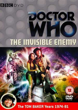 Rent Doctor Who: The Invisible Enemy Online DVD Rental