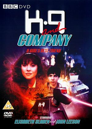 Rent Doctor Who: K9 and the Company Online DVD & Blu-ray Rental
