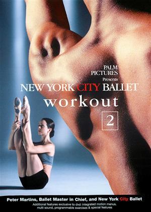 Rent New York City Ballet: Workout: Vol.2 Online DVD Rental