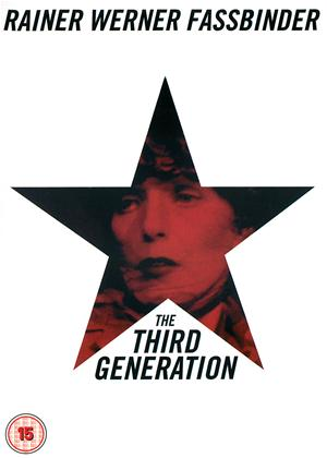 Rent The Third Generation (aka Die dritte Generation) Online DVD Rental