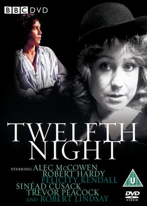Rent BBC Shakespeare Collection: Twelfth Night Online DVD Rental
