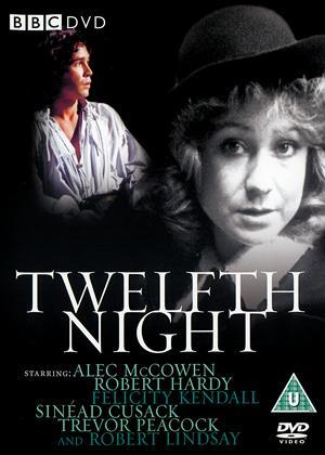 Rent BBC Shakespeare Collection: Twelfth Night Online DVD Rental